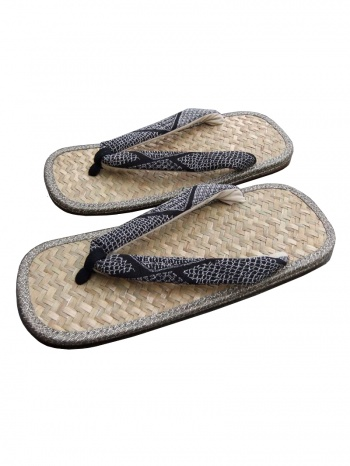 Japanese Bamboo Sandals : Benkei