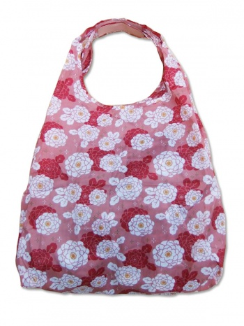 Foldable Shopping Bag : Chrysanthemum