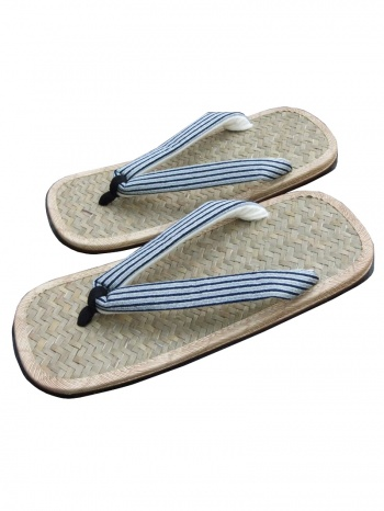 Japanese Bamboo Sandals : Sasuke