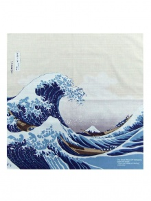 Furoshiki : Great Wave